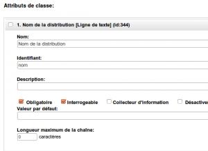 créer un attribut de classe eZ Publish